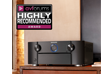 The SR8012 AV Receiver picks up an AVForums 'Highly Recommended' award