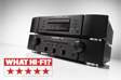 Marantz CD600UK Editions wins a 5-Star review from What Hi-Fi