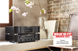 The Marantz CD6006 UK Edition wins a  Best Buy Award from 'What Hi -Fi?'