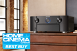 The Marantz SR8012 AV Receiver picks up a Best Buy Award from Home Cinema Choice